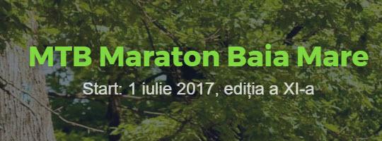 MTB Maraton Baia Mare, editia a XI-a